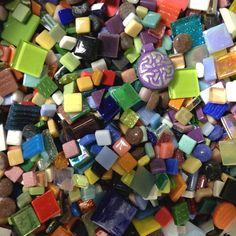 Mosaic Tiles For Sale, Mosaic Diy, Mosaic Crafts, Mosaic Projects, Stained Glass Projects, Glass Mosaic Tiles, Diy Projects, Buy Tile, Mosaic Ideas