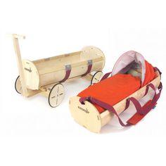 kidskoje – first a portable cradle, after an hancart discover now! Kids Car Bed, Modern Kids Furniture, Wooden Slats, Kid Beds, Wool Felt, Wood Crafts, Toys, Children, Interior Design