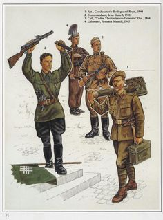 Ww2 History, Military History, Ww2 Uniforms, Military Diorama, Military Gear, Dieselpunk, World War Two, Romania, Wwii