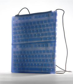IPAD Case. Material: PVC keyboards and cables.