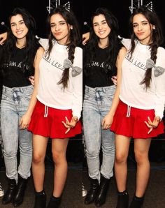 Lauren Jauregui. Camila Cabello. Fifth Harmony.