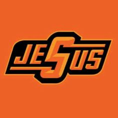 Christian sports parody t-shirt design for Oklahoma State fans!