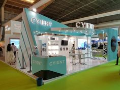 Our recent work for CYIENT in Aero India Bangalore in Feb. 2017.