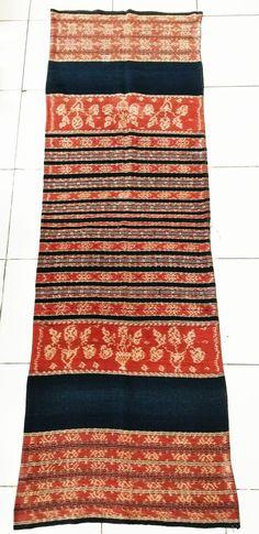 Old sarong from raijua island
