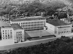 1950: North Catholic High School on Troy Hill Pittsburgh, PA     Now a Charter School for kids with Dyslexia open in the  Fall 2016-2017 school year.  Open house is end of July and early August.