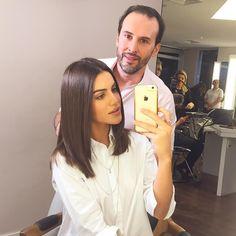"52.1k Likes, 789 Comments - Camila Coelho (@camilacoelho) on Instagram: ""New hair cut with the best @blogdopro ❤️ ---------- Corte novo para minha próxima fashion trip! Com…"""