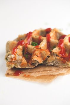 Vegan Gluten Free Potato Waffles