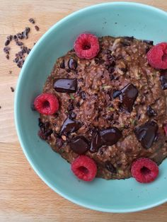 Chocolate cake oatmeal