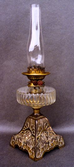 Oil lamp- a little cooler than the one I have, but mine is still awesome and over 100 years old.