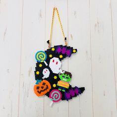 Perler Bead Templates, Diy Perler Beads, Perler Bead Art, Pearler Beads, Fuse Beads, Melty Bead Patterns, Hama Beads Patterns, Beading Patterns, Hama Beads Halloween