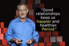 """""""What Makes a Good Life"""" — Robert Waldinger 