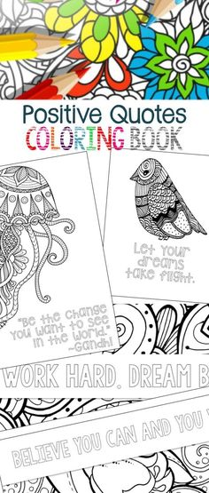 Teachers and counselors can use these books for a back to school activity or anytime during the year. This 20 page coloring book allows students to take a brain break during the day to relieve anxiety. Early finishers will always have something to keep th