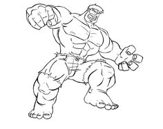 Coloring Pages For Hulk - It's unbelievable to contemplate how enduringly popular Coloring Pages For Hulk however proceed to be. By no means mind how the Hulk Coloring Pages, Superhero Coloring Pages, Spiderman Coloring, Avengers Coloring, Coloring Pages For Boys, Free Coloring Pages, Printable Coloring Pages, Hand Coloring, Coloring Books