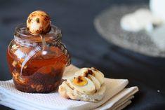 Piedmont Eggs / МАРИНОВАННЫЕ ЯЙЦА ПО – ПЬЕМОНТСКИ