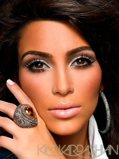 #makeup (kim kardashian)