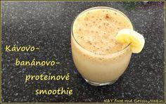 Kávovo-banánovo-proteinové smoothie | Články – EProtein.cz | Feel the benefits