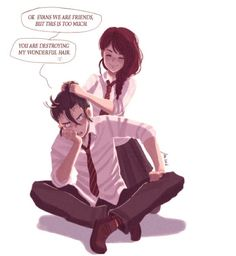 """Mi piace"": 1,729, commenti: 2 - Marauders Era Fan Account. (@jilybitch) su Instagram: ""Credit,alessiajontrunfio|Tumblr I love the friendship between Lily and Sirius lmao if you can't…"""