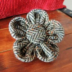 FAB Harris Tweed Brooch https://www.etsy.com/uk/shop/BN1BrightonMum