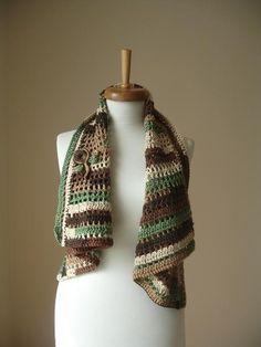 Chaleco de cachemir. Cachemir y bambú LuxuriousVest por crochetlab