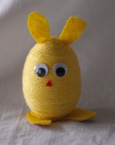 Activities: Easter Bunny Craft