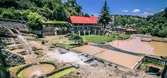 Hacienda Santa Maria Regla, San Miguel Regla ( Huasca de Ocampo ).