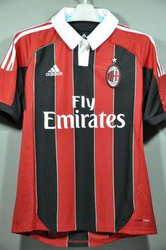 AC Milan 2012-13 Home Jersey Shirt