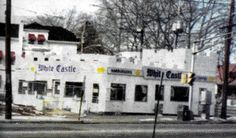 White Castle on Main Ave, Clifton, NJ. Alot of late nights after out drinking as a kid. lol. -  jA
