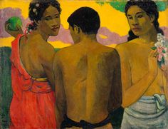 Trois Tahitiens, Conversation | LASKO