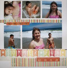 Summer Fun - Scrapjazz.com