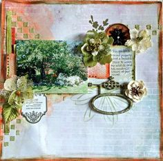 Once Upon A Sketch Challenge November - Scrapbook.com
