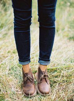I like the shoes!