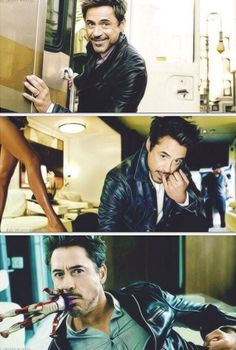 Iron Man Robert Downey Jr RDJ