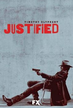 Justified (FX)... One of the top greatest shows on tv!