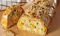 Greek Cooking, Cooking Time, Cooking Recipes, Savoury Baking, Savoury Cake, Greek Pastries, The Kitchen Food Network, Good Food, Yummy Food