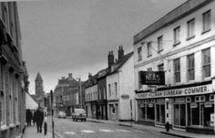 Bartholomew Street 1964