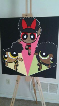 Real Power Puff Girls