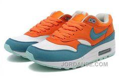 https://www.jordanse.com/nike-air-max-1-87-womens-orange-white-navyblue.html NIKE AIR MAX 1 87 WOMENS ORANGE WHITE NAVYBLUE Only 79.00€ , Free Shipping!