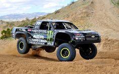 Robby Gordon's Monster Trophy Truck