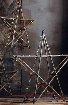 Roost Rustic Wood Stars – Modish Store