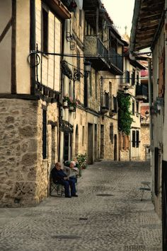Frías, Burgos  #CastillayLeon #Spain