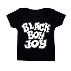 Black Boy Joy Infant Tee
