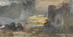 Romantic Landscape with Castle | LACMA Collections