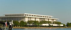 The Kennedy Center.