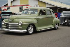 47 Plymouth. Identical to my first car!