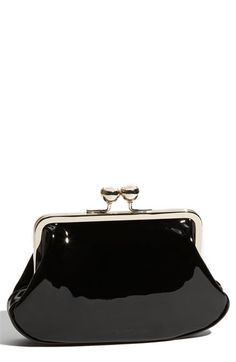 <3 ted baker clutch.
