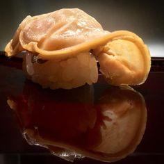 Asari Clam from Conneticut @ NAKAJIMA at Jado sushi.