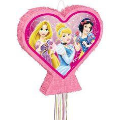 Disney Princess Sparkle Pinata, Pull String - Walmart.com