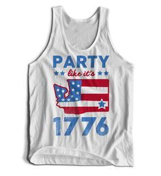 4th of July Special Tank