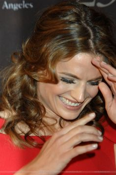 #StanaKatic at BAFTA Los Angeles' 18th Annual Awards Season Tea Party (2012)