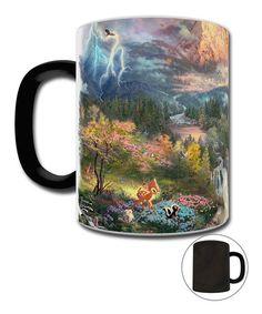 Another great find on #zulily! Bambi Morphing Mug™ Heat-Sensitive Mug #zulilyfinds